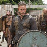 Travis Fimmel es Ragnar Lodbrok en 'Vikingos'