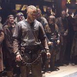 Travis Fimmel es Ragnar Lodbrok en la serie 'Vikingos'