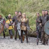 Imagen del cuarto episodio de 'Vikingos'