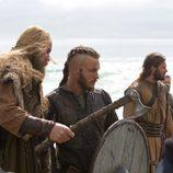Travis Fimmel, actor principal de 'Vikingos'