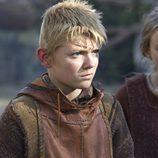 Nathan O'Toole es Bjorn Lodbrok en 'Vikingos'