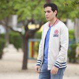 Nacho en la segunda temporada de 'Frágiles'