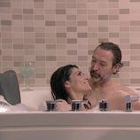 Teresa y Mario en el cuarto episodio de la segunda temporada de 'Frágiles'