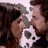 Teresa y Pablo en el cuarto episodio de la segunda temporada de 'Frágiles'