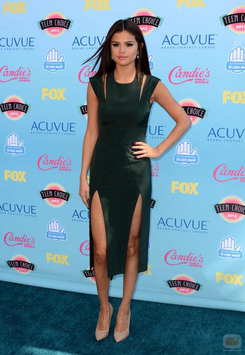 Selena Gomez en los Teen Choice Awards 2013
