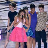 Lea Michele en los Teen Choice Awards 2013