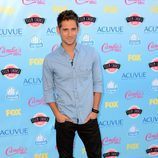 Jean-Luc Bilodeau en los Teen Choice Awards 2013