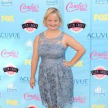 Lauren Potter en los Teen Choice Awards 2013