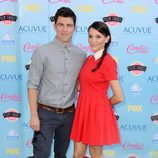 Max Greenfield en los Teen Choice Awards 2013