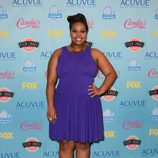 Amber Riley en los Teen Choice Awards 2013