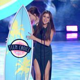 Selena Gomez, premiada en los Teen Choice Awards 2013