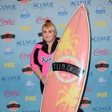 Rebel Wilson, premiada en los Teen Choice Awards 2013