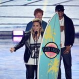 Demi Lovato, premiada en los Teen Choice Awards 2013