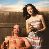 William H. Macy y Emmy Rossum en la segunda temporada de 'Shameless'