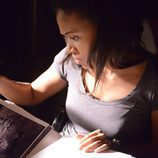 Abbie Mills en un capítulo de 'Sleepy Hollow'