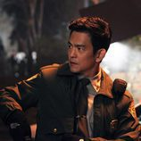John Cho es Andy Dunn en 'Sleepy Hollow'