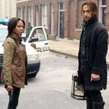 Abbie Mills y Ichabod Crane en 'Sleepy Hollow'