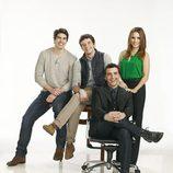 'Partners', la nueva serie de TNT