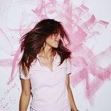 Tamara Falcó y la pared rosa