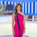 Mariló Montero posa en el nuevo plató de 'La mañana de La 1'