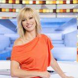 Susanna Griso posa en el nuevo plató de 'Espejo público'