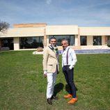 Esteban Mercer y Joaquín Torres en 'House & Style'