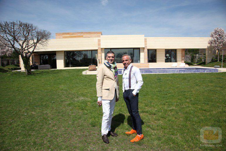 Los famosos abren las puertas de sus mansiones en \'House & Style ...