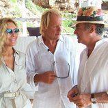 Norma Duval, Matthias Kühn y Esteban Mercer en 'House & Style'