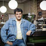 Andrés Arenas es Ceferino en la serie 'Vive cantando'