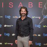 Rodolfo Sancho presenta la segunda temporada de 'Isabel' en el FesTVal de Vitoria