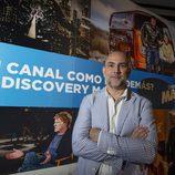 Fernando Jerez, Director General en Discovery España y Portugal en el FesTVal