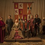 La corte de Castilla en la segunda temporada de la serie 'Isabel'