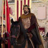 Rodolfo Sancho en el primer capítulo de la segunda temporada de 'Isabel'