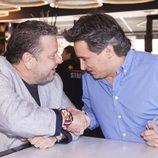 """Alberto Chicote y Joseba Fiestras en """"La ruta de los pintxos"""" de 'Top Chef'"""
