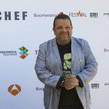 Alberto Chicote presenta 'Top Chef' en el FesTVal de Vitoria 2013