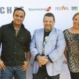 Ángel León, Alberto Chicote y Susi Díaz presentan 'Top Chef' en el FesTVal de Vitoria 2013