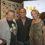 Alberto Chicote, Ángel León y Susi Díaz en 'La ruta de los pintxos' de 'Top Chef'