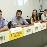 Presentación de 'Encarcelados' en el FesTVal de Vitoria 2013
