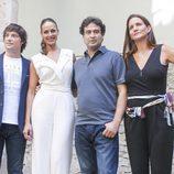Jordi Cruz, Eva González, Pepe Rodríguez y Samantha Vallejo-Nágera presentan 'MasterChef Junior'