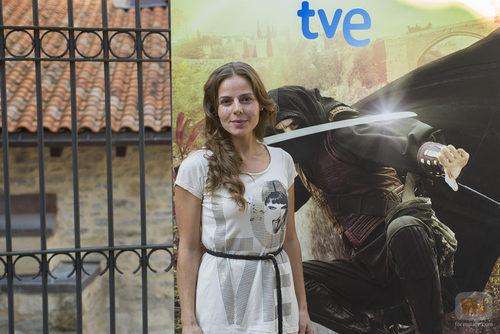 Miryam Gallego en el FesTVal de Vitoria 2013
