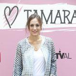 Tamara Falcó en el FesTVal de Vitoria 2013