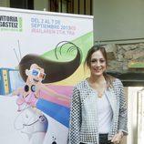 Tamara Falcó en la presentación de 'We Love Tamara' en el FesTVal de Vitoria