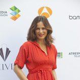 Aitana Sánchez-Gijón presenta 'Galerías Velvet' en el FesTVal de Vitoria