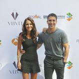 Paula Echevarría y Miguel Ángel Silvestre presentan 'Galerías Velvet' en el FesTVal de Vitoria