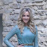Anna Simón, presentadora de 'Por arte de magia', en el FesTVal de Vitoria