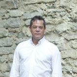 Jorge Sanz, concursante de 'Por arte de magia', en el FesTVal de Vitoria