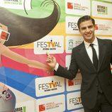 Maxi Iglesias en el FesTVal de Vitoria 2013