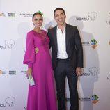 Paula Echevarría y Miguel Ángel Silvestre en la premiere de 'Galerías Velvet' en el FesTVal de Vitoria 2013