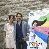 Melani Olivares y Paco León presentan 'Aída' en el FesTVal 2013