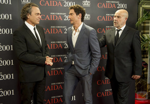 José Coronado y Antonio Resines visitan 'Aída' en su episodio 200